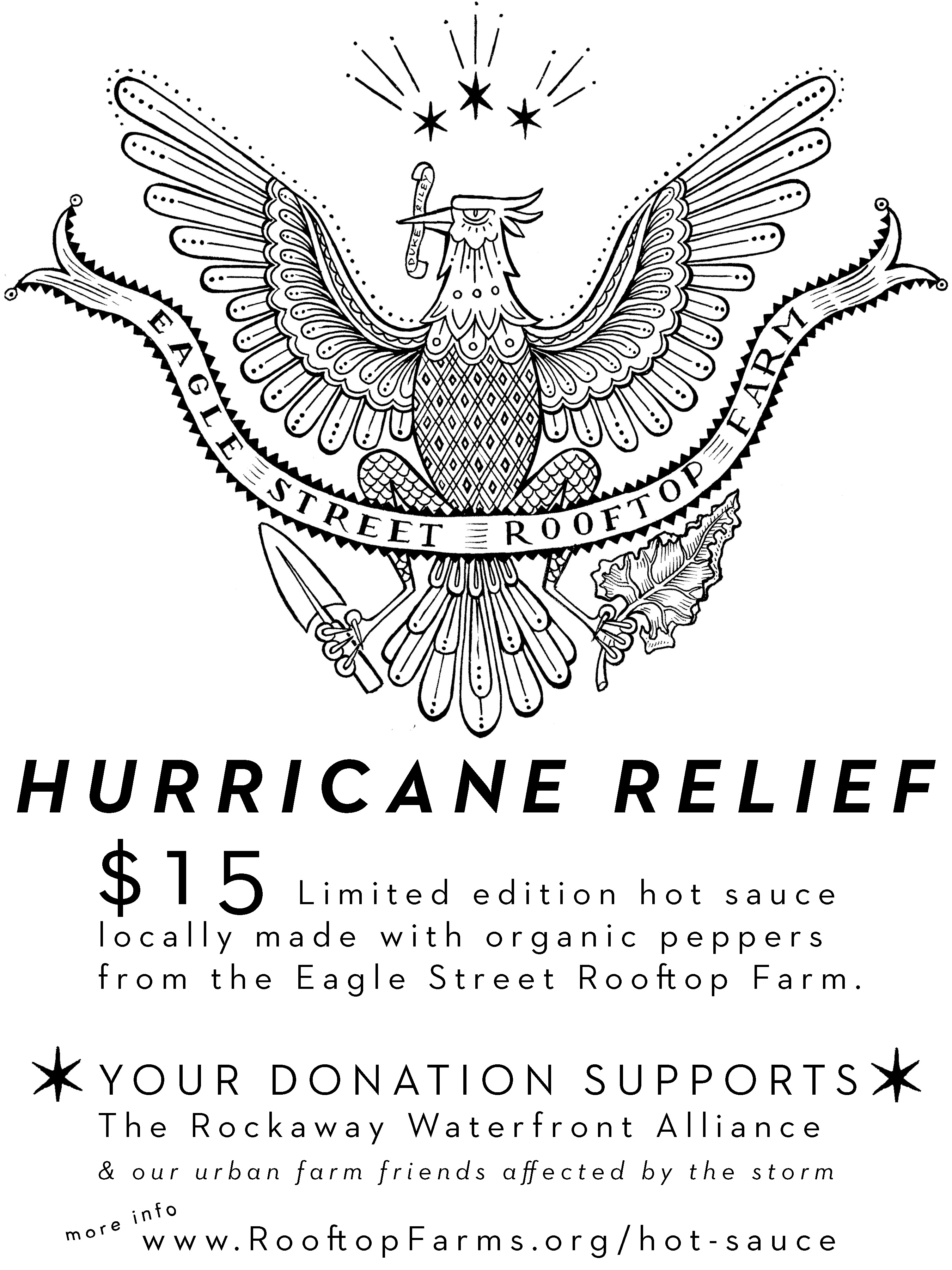 Hurricane Relief ESRF